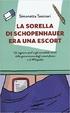 Cover of La sorella di Schopenhauer era una escort