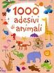Cover of 1000 adesivi di animali