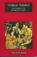 Cover of La verdadera historia de Sebastián Knight