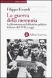 Cover of La guerra della memoria
