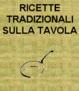 Cover of Ricette tradizionali sulla tavola