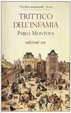 Cover of Trittico dell'infamia