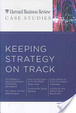 Cover of Keeping strategy on track