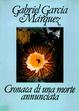 Cover of Cronaca di una morte annunciata