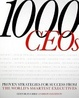 Cover of 1000 CEOs
