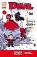 Cover of Devil e i cavalieri Marvel n. 17 Variant