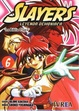 Cover of Slayers. Leyenda demoniaca 6