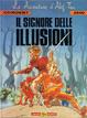 Cover of Le avventure di Alef-Tau vol. 4: Il Signore delle illusioni