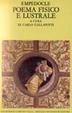 Cover of Poema fisico e lustrale
