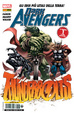 Cover of Dark Avengers n. 1