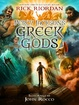 Cover of Percy Jackson's Greek Gods
