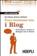 Cover of Fare business con i blog
