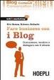 Cover of Fare business con i blog