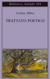 Cover of Trattato poetico