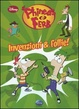 Cover of Invenzioni & follie! Phineas e Ferb
