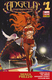 Cover of Angela - L'assassina di Asgard #1