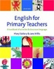 Cover of English for Primary Teachers