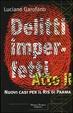 Cover of Delitti imperfetti atto II