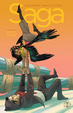 Cover of Saga #44