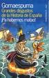 Cover of Grandes disgustos de la historia de España