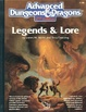 Cover of Advanced Dungeons and Dragons