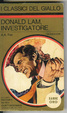 Cover of Donald Lam, investigatore