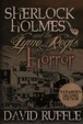 Cover of Sherlock Holmes and The Lyme Regis Horror