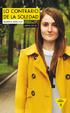 Cover of Lo contrario de la soledad