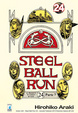 Cover of Steel Ball Run vol. 24