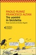 Cover of Tre uomini in bicicletta