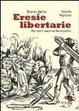 Cover of Storia delle eresie libertarie