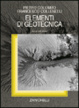 Cover of Elementi di geotecnica