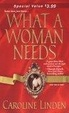 Cover of What A Woman Needs