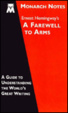Cover of Ernest Hemingway's A farewell to arms