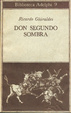 Cover of Don Segundo Sombra