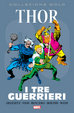 Cover of Thor: I tre guerrieri
