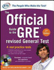 Cover of GRE The Official Guide to the Revised General Test with CD-ROM, Second Edition
