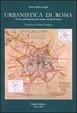 Cover of Urbanistica di Roma