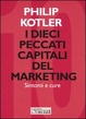 Cover of I dieci peccati capitali del marketing