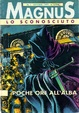 Cover of Lo Sconosciuto: Poche ore all'alba