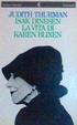 Cover of Isak Dinesen