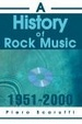 Cover of A History of Rock Music