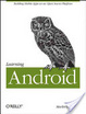 Cover of Learning Android