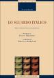 Cover of Lo sguardo italico