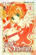 Cover of Card Captor Sakura vol. 01