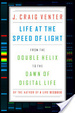 Cover of Life at the Speed of Light
