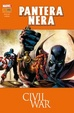 Cover of Pantera Nera Special - Civil War