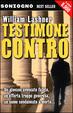Cover of Testimone contro