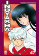 Cover of Inuyasha vol. 47