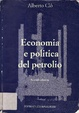 Cover of Economia e politica del petrolio